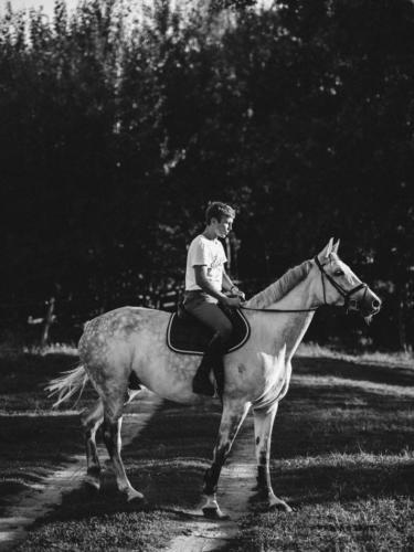 Ola Damian konie fot.Kamil Cichon 019