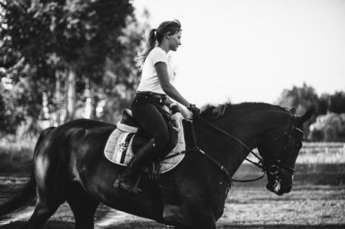 Ola Damian konie fot.Kamil Cichon 025