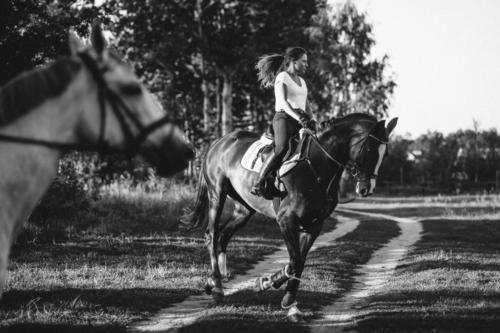 Ola Damian konie fot.Kamil Cichon 029