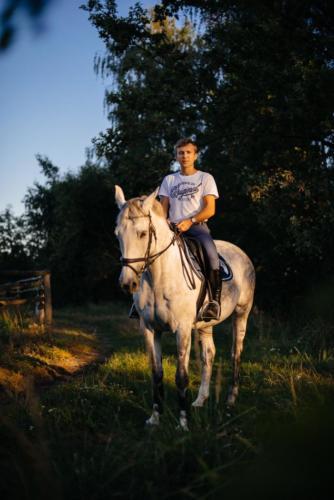 Ola Damian konie fot.Kamil Cichon c 002