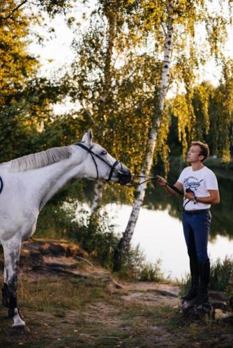 Ola Damian konie fot.Kamil Cichon c 003